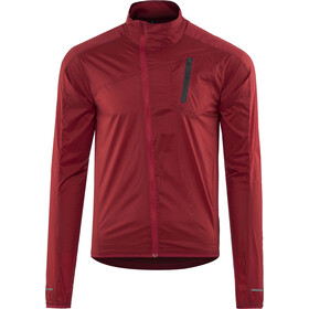 Protective Passat III Jacket Men dark red